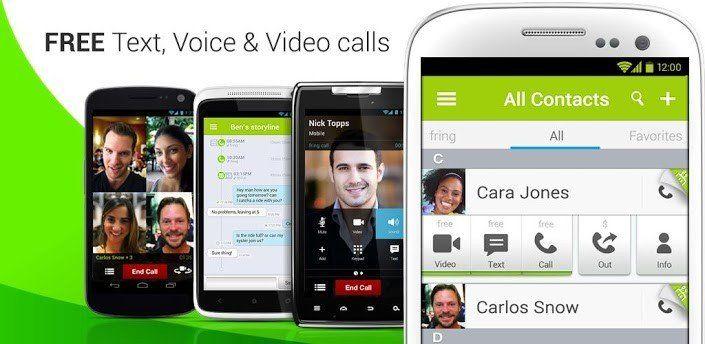 mobile app van de maand - fring
