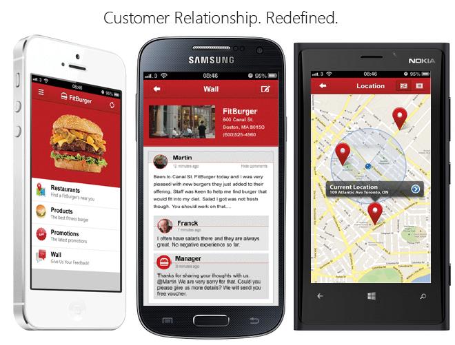 Mobiele Sales App voor uw klanten
