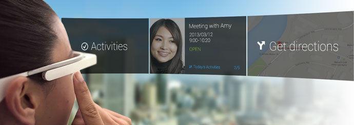 Google Glass en Microsoft Dynamics CRM: een vooruitblik