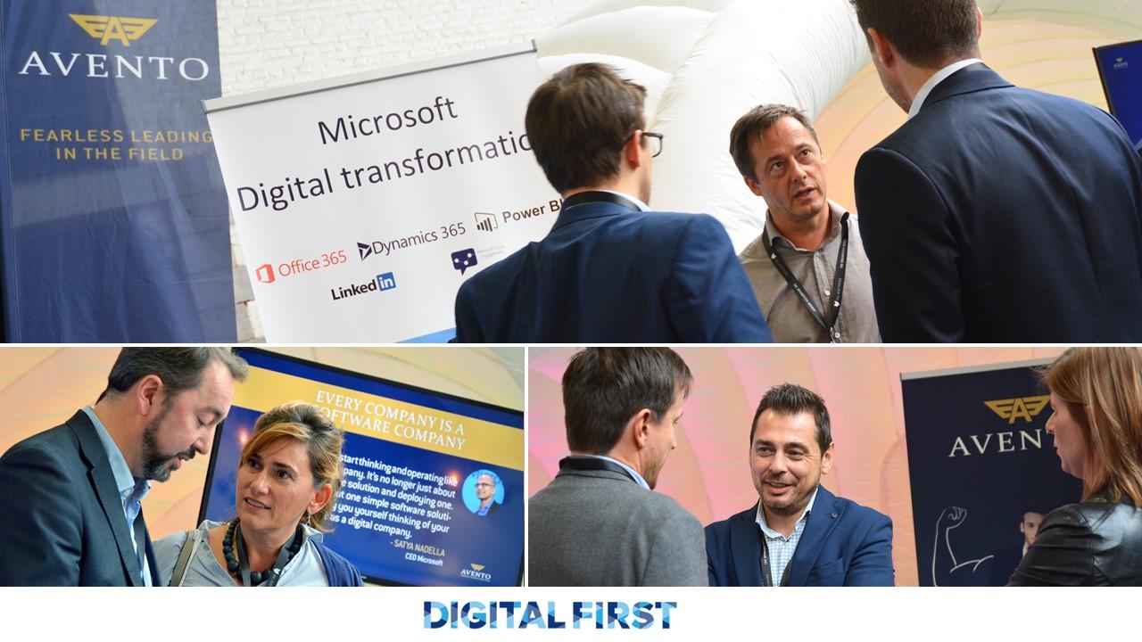 Digital First 2017 toonde aan dat ook CRM-specialisten de uitgebreide mogelijkheden van het Microsoft Dynamics platform niet goed bekend zijn.