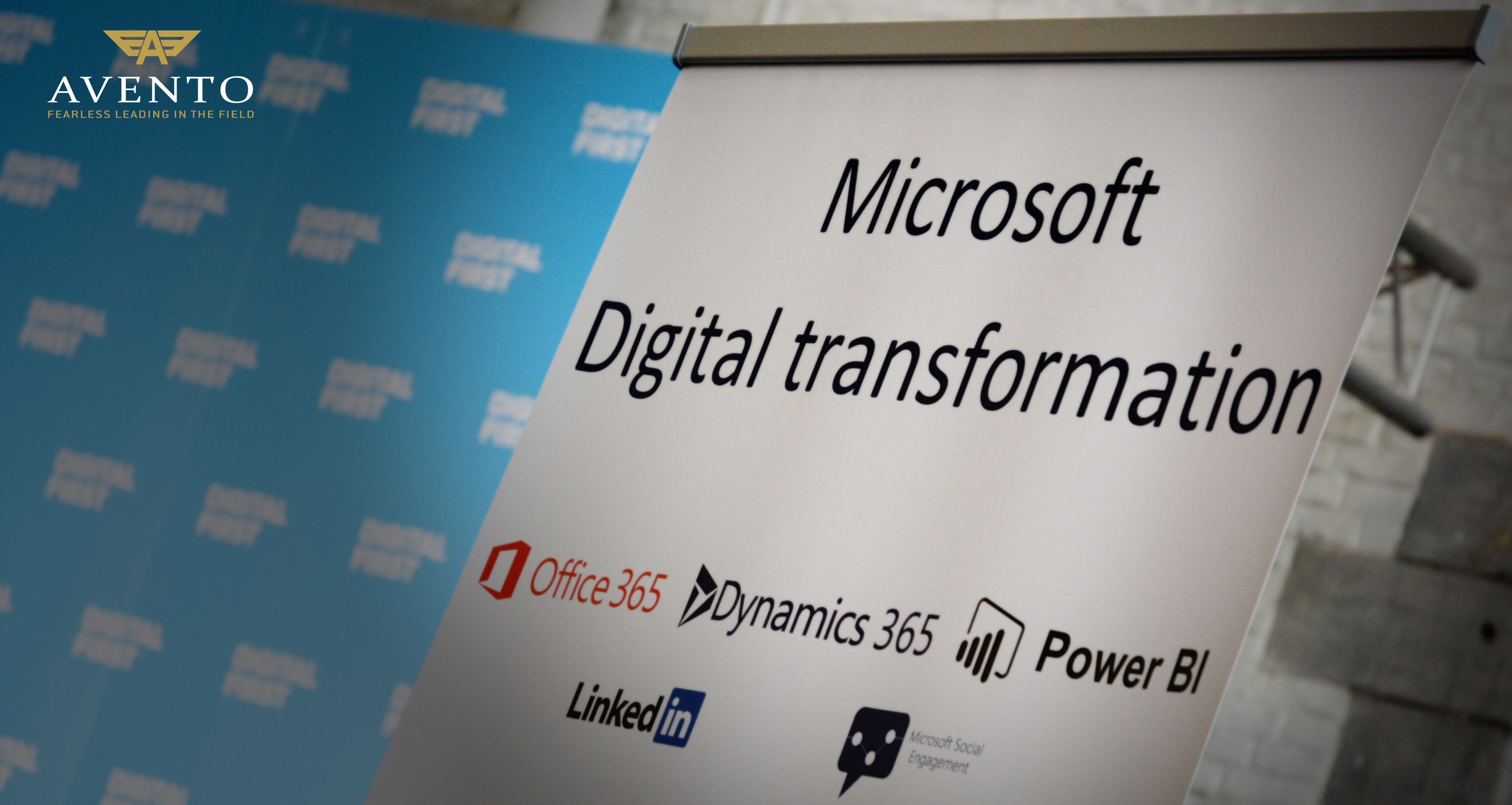 Wees een leider in de digitale transformatie