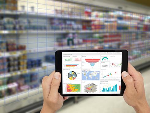 'perfect insights' stellen u in staat om uw winkelomgeving voortdurend en efficiënt te perfectioneren en perfect te houden.