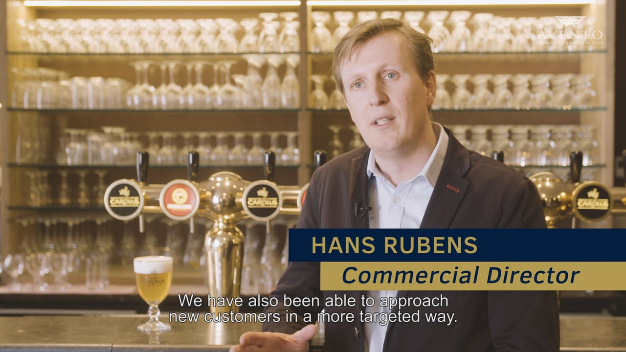 Het Anker wanted to increase the number of visits by existing customers and to find leads in a more targeted way.