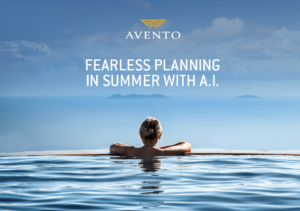 Fearless planning in summer with A.I.