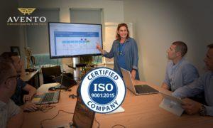 ISO 9001:2015 certificatie