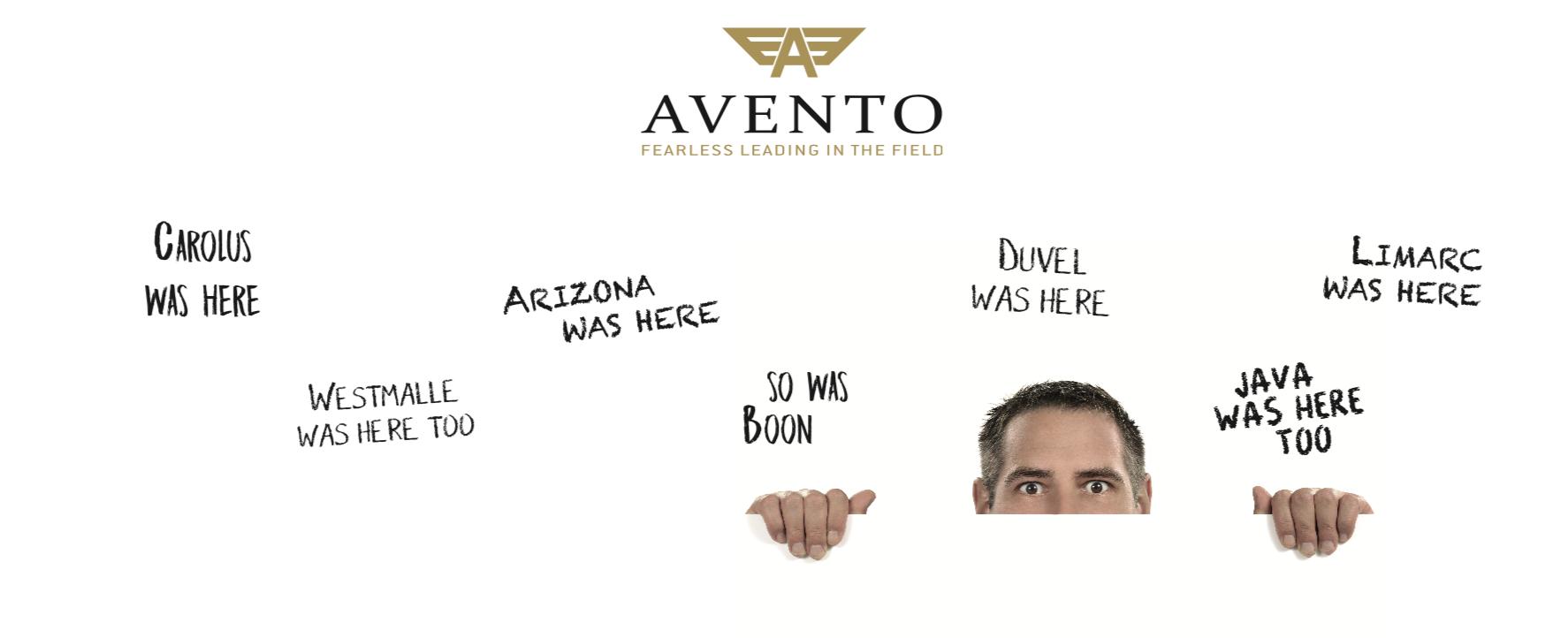 Avento is aanwezig op Horeca Expo (18 - 23 nov)