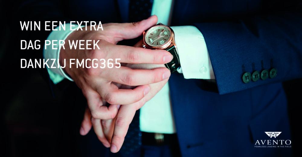 Win een dag extra per week! Gratis bij aanschaf FMCG365