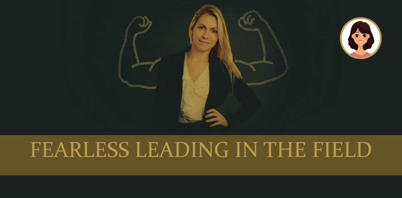 De reflectie van Ann: Fearless Leading
